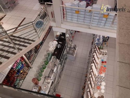 Aluguel Loja Comercial Centro Itajaí 2500 M² - Lo0013