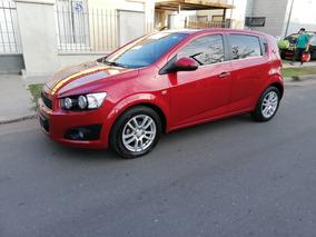Chevrolet Sonic Ltz 2013 1.6 Mt Tapizado Cuero Full Full