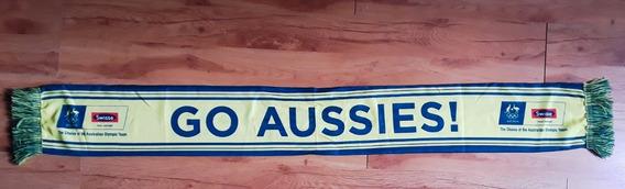 Rugby Australia: Bufanda Oficial Juego Contra Argentina