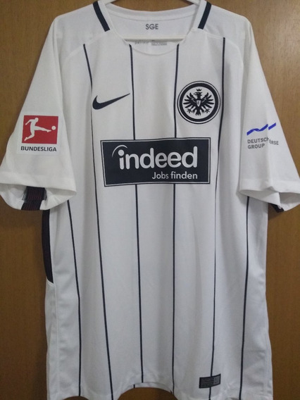 Eintracht Frankfurt Alemanha #23 Russ, De Jogo, Impecável, L