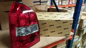 Lanterna Hyundai Tucson 04 /2014 Lado Esquerdo Tyc