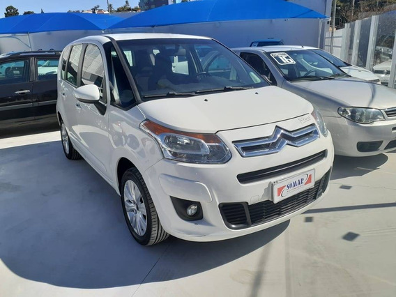 Citroën C3 1.5 Picasso Glx 8v Flex 4p Manual
