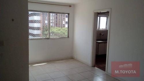 Imagem 1 de 11 de Apartamento Com 2 Dormitórios À Venda, 46 M² Por R$ 730.000,00 - Cidade Monções - São Paulo/sp - Ap0050