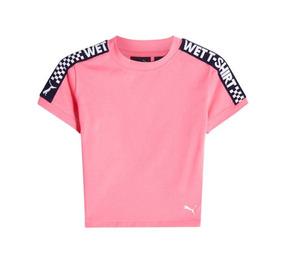 Blusa Feminina Fenty Puma Blue Lace Up Sweatshirt