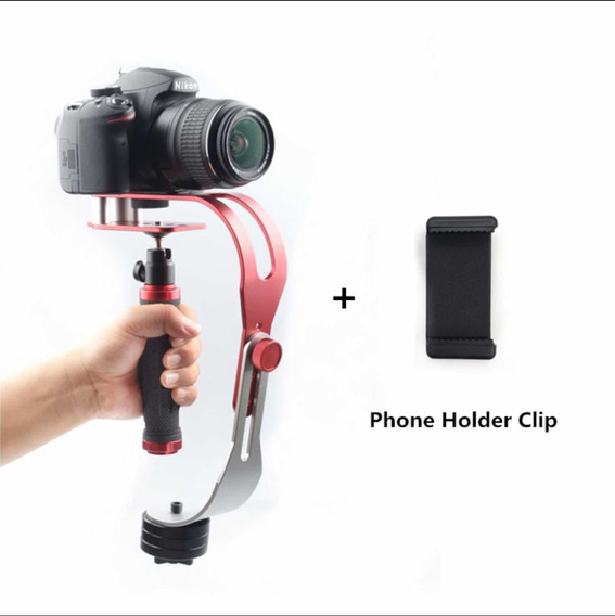 Estabilizador Camara Y Celular Stick Ajustable Soporte