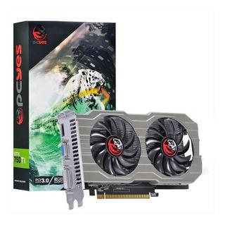 Placa de vídeo Nvidia Pcyes GeForce 700 Series GTX 750 Ti PPV750TI12802D5 2GB