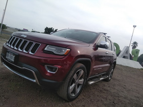 Jeep Grand Cherokee Limited Lujo 2016