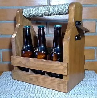 Cervecero / Caja De Madera Para Cervezas.