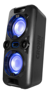 Bafle Crown Mustang Atomic 6.5 Bluetooth