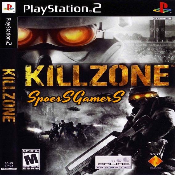 Killzone Ps2 Desbloqueado Patch