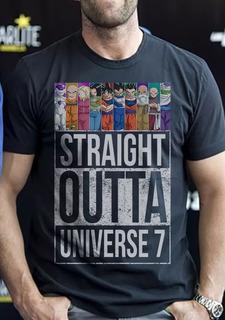 Camiseta De Dragón Ball Super