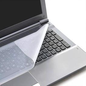 Pelicula Protetora Silicone Para Teclado Notebook F