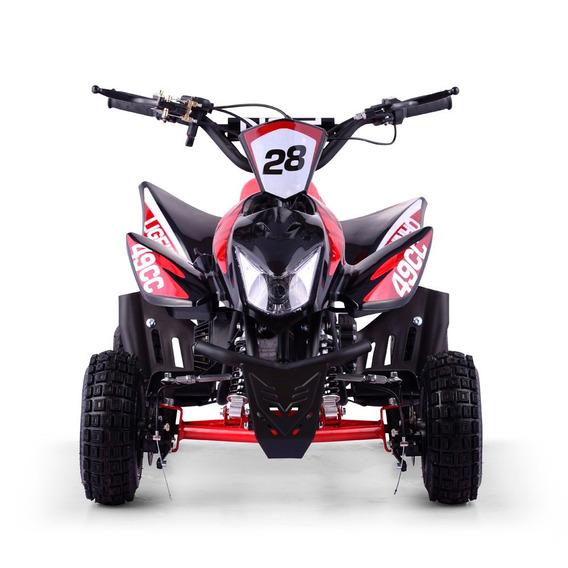 Mini Quadriciclo Ligeirinho 49 Funmotors N Honda Canam Polar