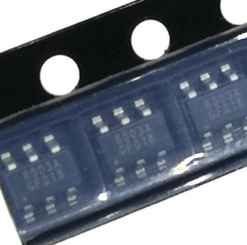 Imagen 1 de 2 de Circuito Integrado Ac/dc Pwm 6003a Pf6003ag  Pf6003 Tv