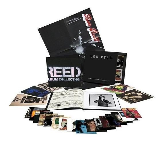 Lou Reed Rca & Arista Album Collection 17 Cd Nuevo Stock