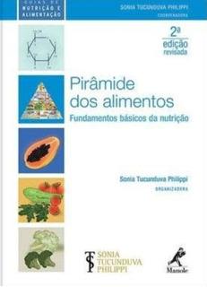 Livro De Pirâmide Dos Alimentos.