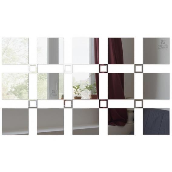 Espelho Acrílico Grande Decorativo Sala Quarto 1,90x1,10m