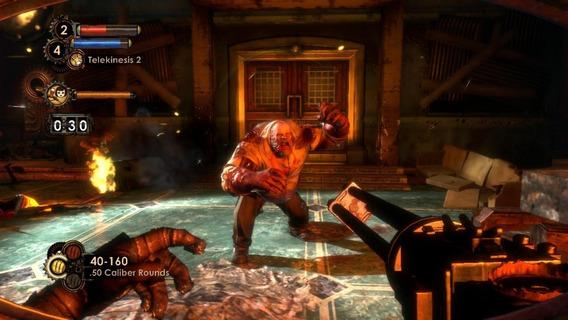 Bioshock 2 - Pc Dvd Original Lacrado Rpg Mídia Física
