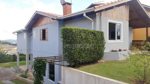 Imagem 1 de 30 de Casa Com 3 Dormitórios À Venda, 262 M² Por R$ 1.000.000,00 - Paysage Vert - Vargem Grande Paulista/sp - Ca18517