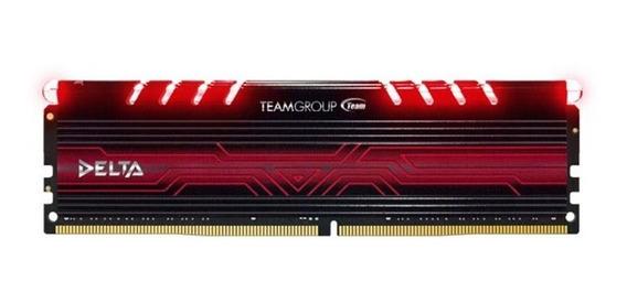 Memoria Ram Team Group Delta Red 4gb 3000 Mhz
