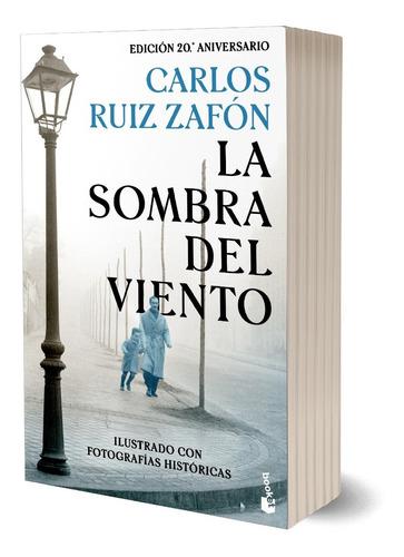 Imagen 1 de 5 de La Sombra Del Viento De Carlos Ruiz Zafón - Booket