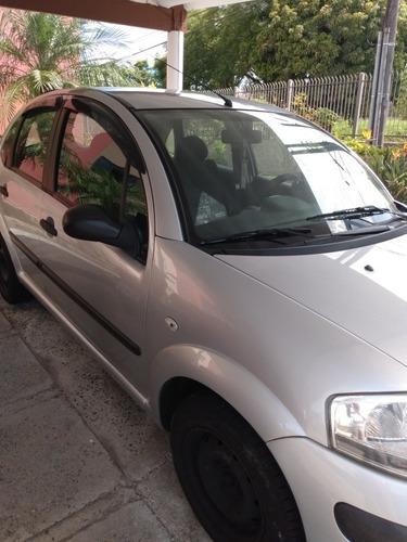 Imagem 1 de 8 de Citroën C3 2007 1.4 8v Glx Flex 5p