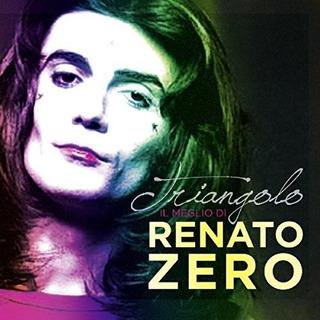 Cd : Renato Zero - Triangolo: Il Meglio Di (italy - Impo...
