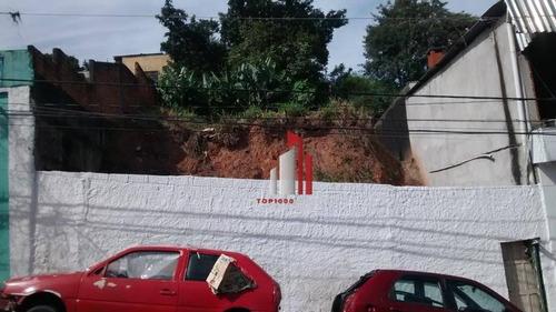 Imagem 1 de 1 de Terreno À Venda, 375 M² Por R$ 369.000,00 - Pirituba - São Paulo/sp - Te0052