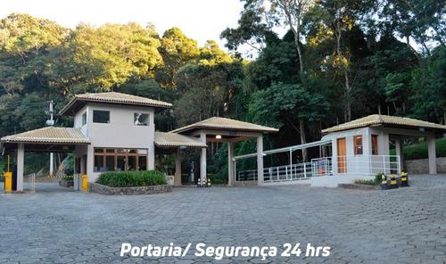 Imagem 1 de 14 de Terreno 1.700m² Em Condomínio Fechado Com Segurança-cód.t360