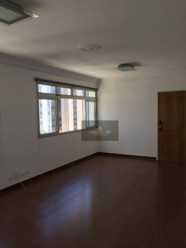 Apartamento Com 3 Dormitórios À Venda, 120 M² Por R$ 1.500.000,00 - Pinheiros - São Paulo/sp - Ap43262
