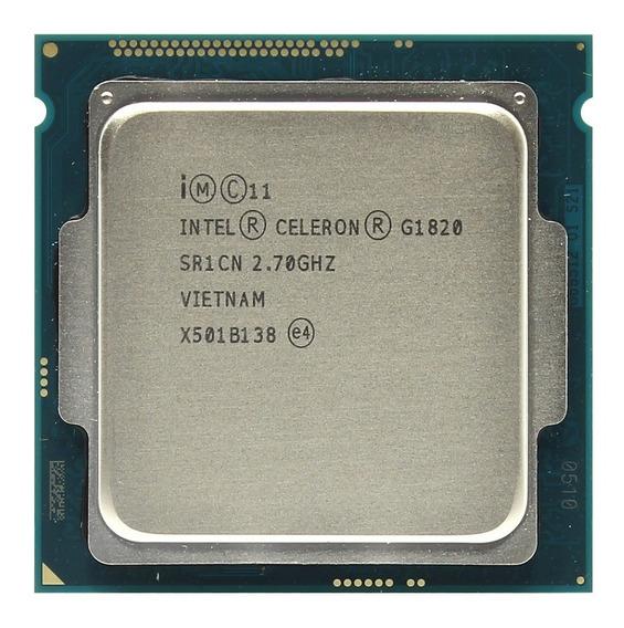Processador Intel Celeron 2.7ghz Lga 1150