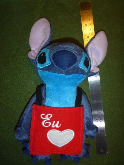 Pelucia Little Stitch Disney 24 Cm
