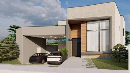 Casa Com 3 Dormitórios À Venda, 222 M² Por R$ 1.400.000,00 - Jardim Alto Da Colina - Valinhos/sp - Ca1097