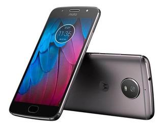 Novo Motorola Moto G 32gb Carreg Turbo Biomet Original Novo