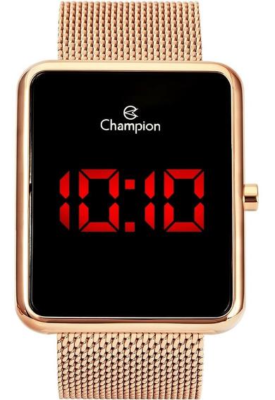 Relógio Champion Digital Ch40080p Rose