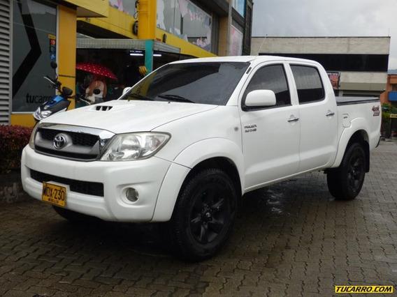 Toyota Hilux Srv At 3.0 4x4 Td