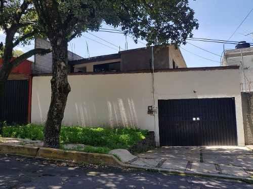 Casa En Venta En Col. Cultura Maya, Alcaldía Tlalpan, Cdmx