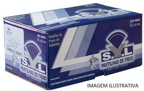 Pastilha De Freio - Sumitomo -  Subaru Legacy I 2.2 16v Gx