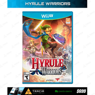 [ Hyrule Warriors ] Wii U Zelda Nintendo | Tracia