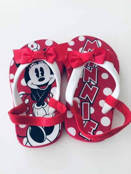 Ojotas Minnie Orginales Disney Store
