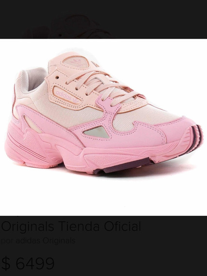 Zapatillas adidas Falcon W Rosa