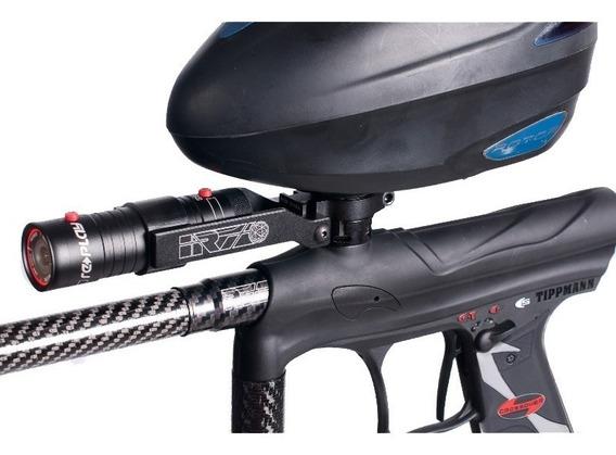 Camera Para Arma Paintball Paint Ball Airsoft 1 Ano Garantia