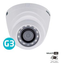 Câmera Intelbras Dome Full Hd 1080p 2mp Vhd 1220d G3 3.6mm
