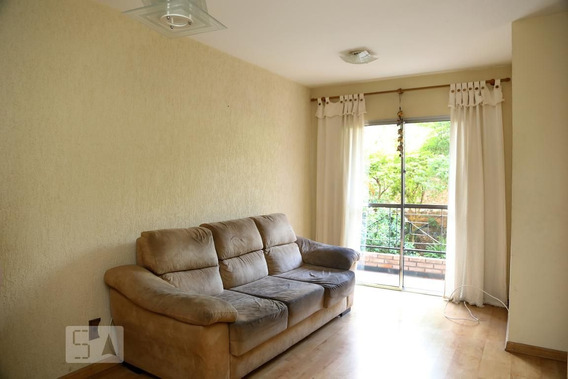 Apartamento No 2º Andar Com 2 Dormitórios E 1 Garagem - Id: 892978550 - 278550