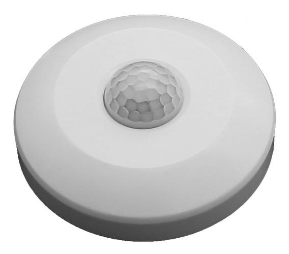 Sensor De Luz Y Movimiento 360º Para Techo 100w 220v