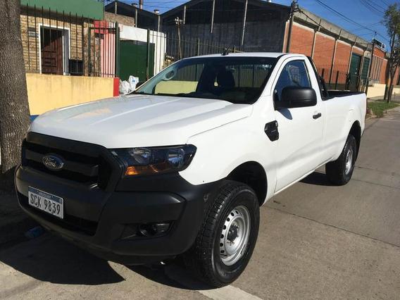 Ford Ranger Motor 2.5 2018 Blanca