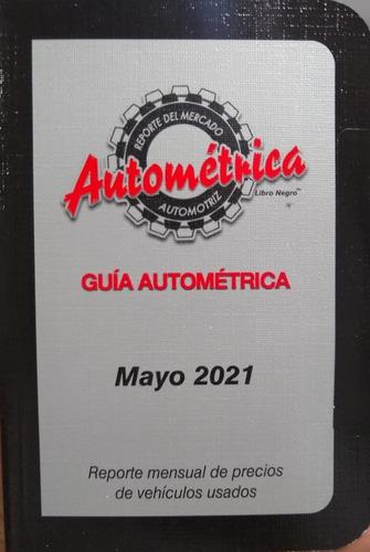 Libro Negro Autométrica, **mayo 2021**