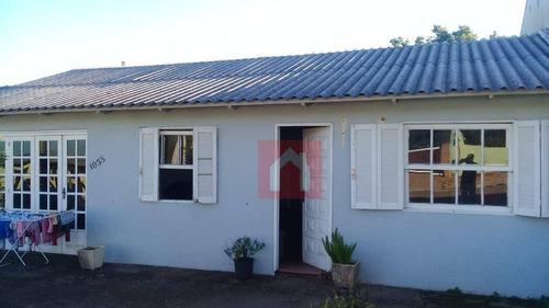 Imagem 1 de 3 de Casa À Venda, 108 M² Por R$ 133.000,00 - Leopoldina - Vera Cruz/rs - Ca0283