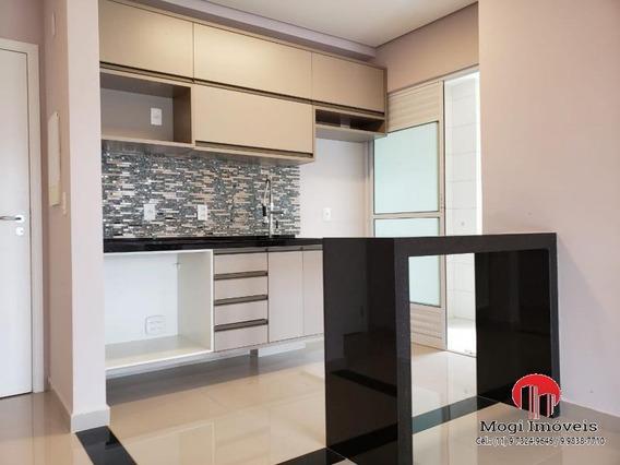 Apartamento Para Venda Em Mogi Das Cruzes, Cézar De Souza, 2 Dormitórios, 1 Suíte, 2 Banheiros, 1 Vaga - Ap353_2-984103