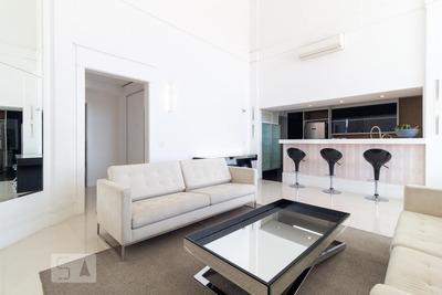 Apartamento No 22º Andar Mobiliado Com 3 Dormitórios E 3 Garagens - Id: 892932181 - 232181